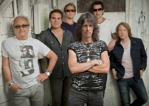 Buy Foreigner Tickets